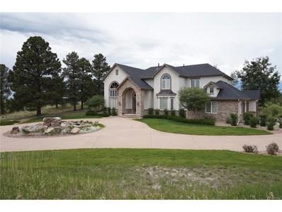 3560 Palmer Ridge Drive, Parker, CO 80134 - MLS#: 4930434