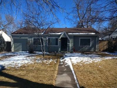 3318 S Flamingo Way, Denver, CO 80222 - MLS#: 4930691