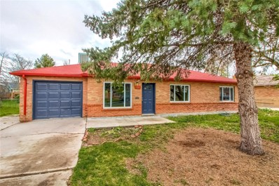 952 Quari Street, Aurora, CO 80011 - #: 4936275