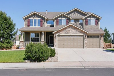4918 Wagontrail Court, Parker, CO 80134 - MLS#: 4938729
