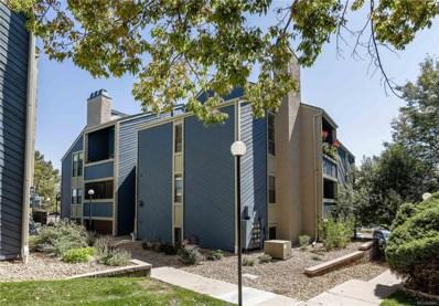14076 E Stanford Circle UNIT G08, Aurora, CO 80015 - MLS#: 4943625