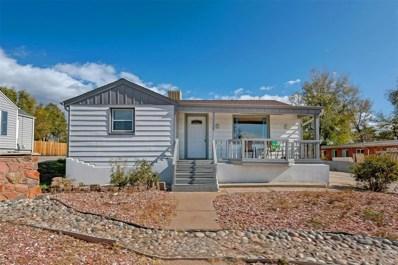 1120 S Zenobia Street, Denver, CO 80219 - #: 4944251