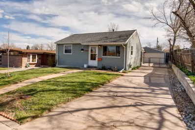 5064 W Dakota Avenue, Denver, CO 80219 - MLS#: 4944625