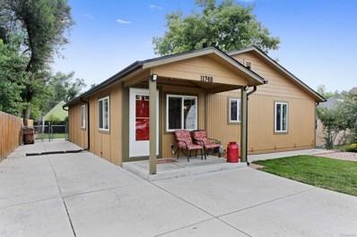 11740 W Security Avenue, Lakewood, CO 80401 - MLS#: 4949973