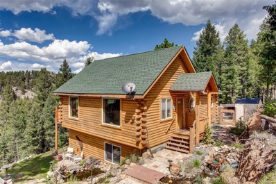 34821 Whispering Pines Trail, Pine, CO 80470 - MLS#: 4951126