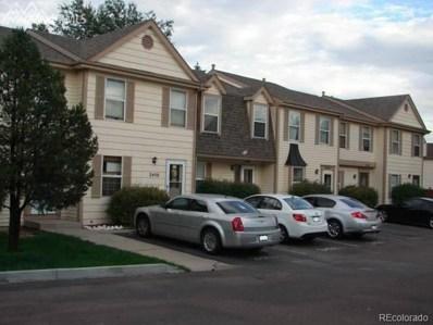 2444 Lexington Village Lane, Colorado Springs, CO 80916 - MLS#: 4951611