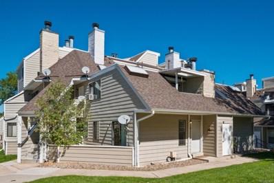 12470 W Nevada Place UNIT 106, Lakewood, CO 80228 - MLS#: 4958326