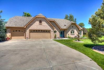 340 Red Deer Road, Franktown, CO 80116 - MLS#: 4965844