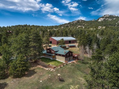 22943 Valley High Road, Morrison, CO 80465 - MLS#: 4967993