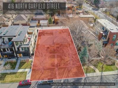 422 Garfield Street, Denver, CO 80206 - #: 4970830