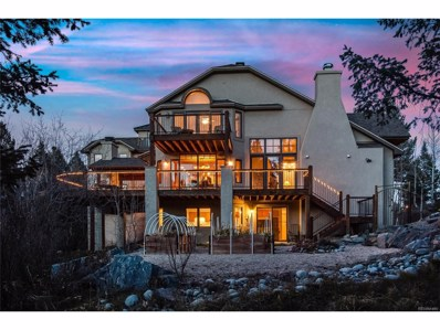 3661 Overlook Trail, Evergreen, CO 80439 - #: 4973908