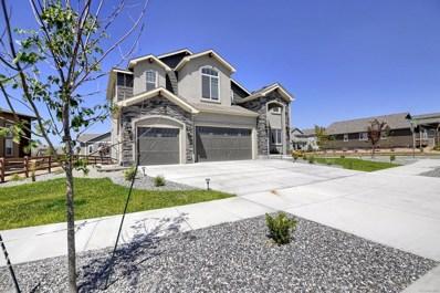 6868 Black Saddle Drive, Colorado Springs, CO 80924 - MLS#: 4974306