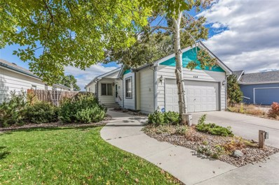 5518 Fossil Court, Fort Collins, CO 80525 - MLS#: 4974394