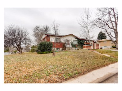 12272 W Tennessee Place, Lakewood, CO 80228 - MLS#: 4984446