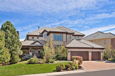 9111 S Lost Hill Drive, Lone Tree, CO 80124 - #: 4986391