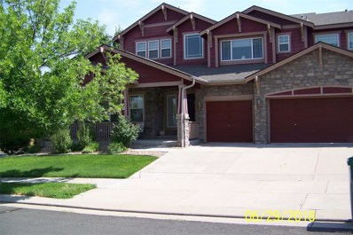 16901 E 107th Avenue, Commerce City, CO 80022 - #: 4990605