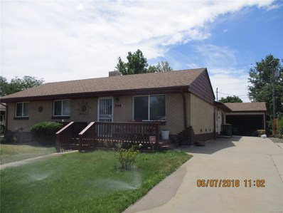 5880 E 67th Place, Commerce City, CO 80022 - MLS#: 4992163