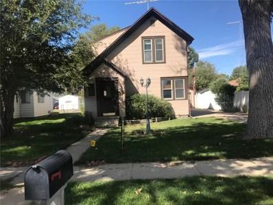 321 Sherman Street, Fort Morgan, CO 80701 - MLS#: 4996126