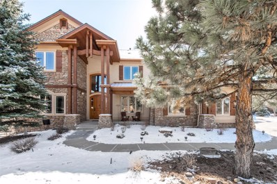 9038 Rambling Oak Place, Parker, CO 80134 - MLS#: 4996491