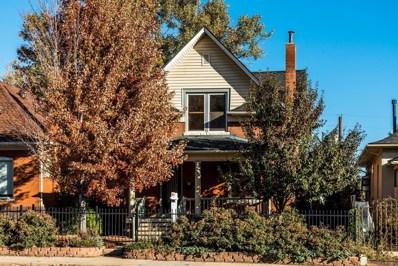2771 W 38th Avenue, Denver, CO 80211 - MLS#: 4998973