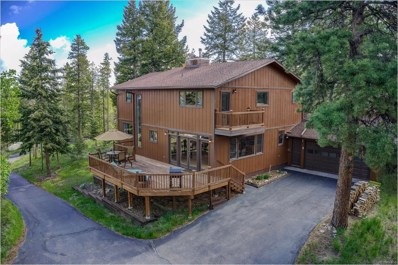 8454 Armadillo Trail, Evergreen, CO 80439 - MLS#: 5002378