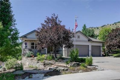 574 Eagle Nest Court, Golden, CO 80401 - MLS#: 5004244