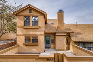 1864 Brookdale Drive, Colorado Springs, CO 80918 - MLS#: 5005125