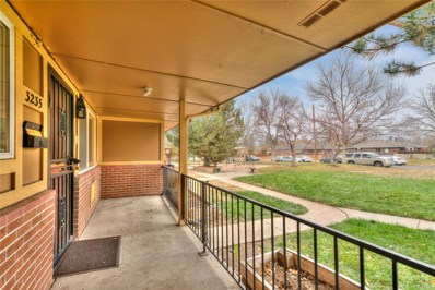 3235 N Milwaukee Street UNIT 7, Denver, CO 80205 - MLS#: 5007214