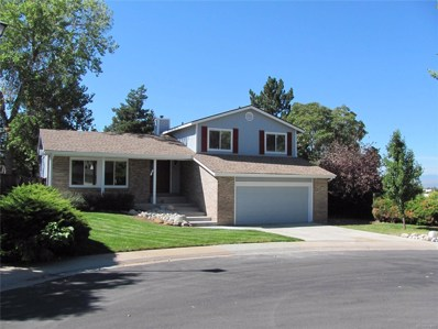 8403 S Painted Sky Street, Highlands Ranch, CO 80126 - #: 5008875