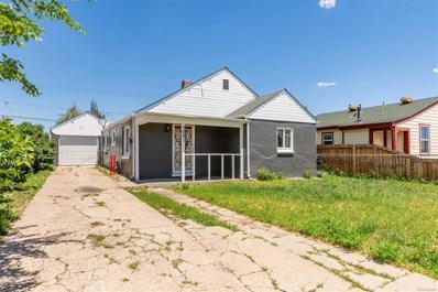 3091 W Virginia Avenue, Denver, CO 80219 - #: 5009978