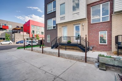 3445 Larimer Street UNIT 102, Denver, CO 80205 - #: 5013414