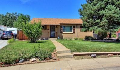 9241 Wigham Street, Thornton, CO 80229 - MLS#: 5020984