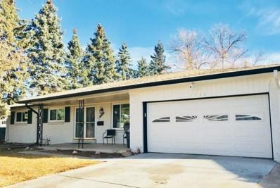 1536 S Ingalls Street, Lakewood, CO 80232 - #: 5022499