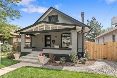 1344 S Lincoln Street, Denver, CO 80210 - MLS#: 5025210