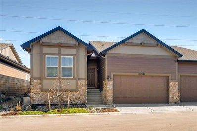 11921 Barrentine Loop, Parker, CO 80138 - #: 5028101
