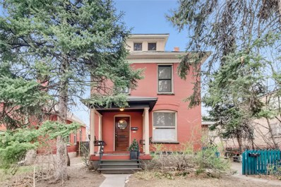 272 S Sherman Street, Denver, CO 80209 - MLS#: 5030027