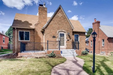 3035 Bellaire Street, Denver, CO 80207 - #: 5031047