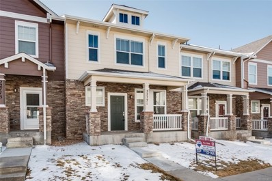 22771 E Briarwood Place, Aurora, CO 80016 - MLS#: 5032067