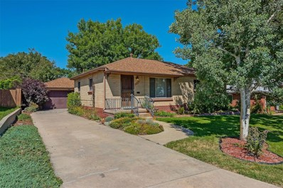 2345 S Yates Street, Denver, CO 80219 - MLS#: 5036450