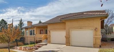 2356 Spanish Oak Terrace, Colorado Springs, CO 80920 - MLS#: 5038651