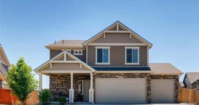10558 Worchester Street, Commerce City, CO 80022 - #: 5041572
