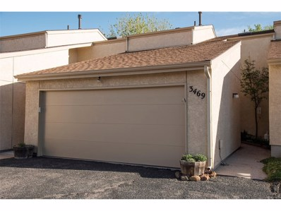 3469 Trenary Lane UNIT 369, Colorado Springs, CO 80918 - MLS#: 5046354