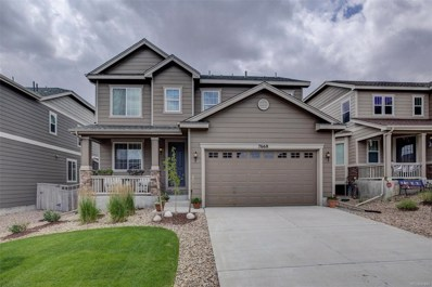 7668 Blue Water Lane, Castle Rock, CO 80108 - MLS#: 5046689