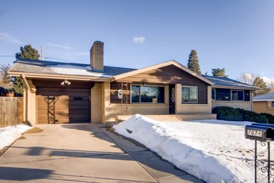 7074 Dover Way, Arvada, CO 80004 - MLS#: 5048747