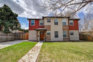 759 Poplar Street, Denver, CO 80220 - MLS#: 5049311