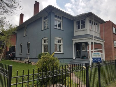 144 N Lincoln Street, Denver, CO 80203 - MLS#: 5049844