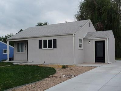1671 S Wolcott Court, Denver, CO 80219 - MLS#: 5051136