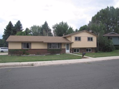 2802 Shady Drive, Colorado Springs, CO 80918 - MLS#: 5051552