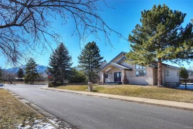 125 Inca Parkway, Boulder, CO 80303 - MLS#: 5051921