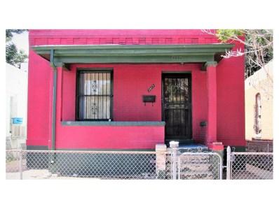 3817 N Williams Street, Denver, CO 80205 - MLS#: 5052075